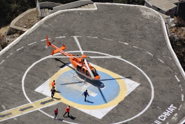 Katra Vaishnodevi Helicopter Service