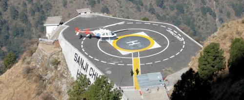 Image result for sanjhichatt helipad